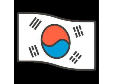 South Korea Flag Emoji