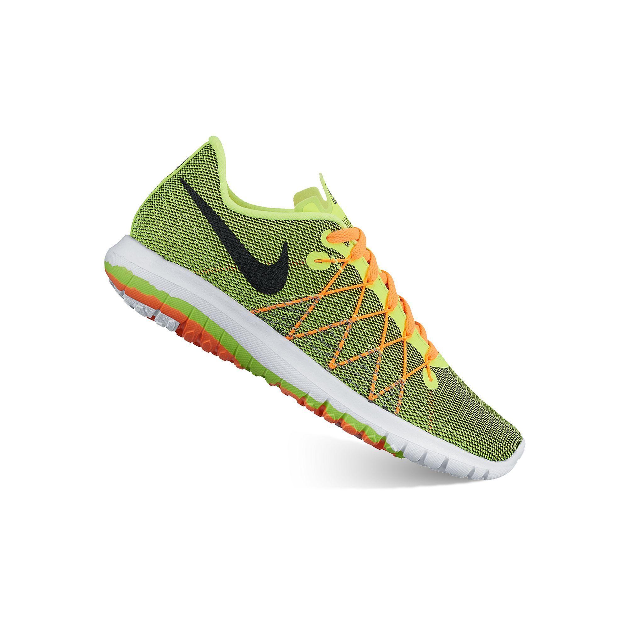 Nike Flex Fury 2 Grade School Boys\u0027 Running Shoes, Boy\u0027s, Size: 4