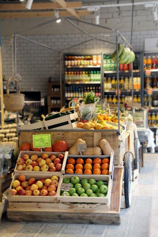 Organic Market En Barcelona: Colmado Bio