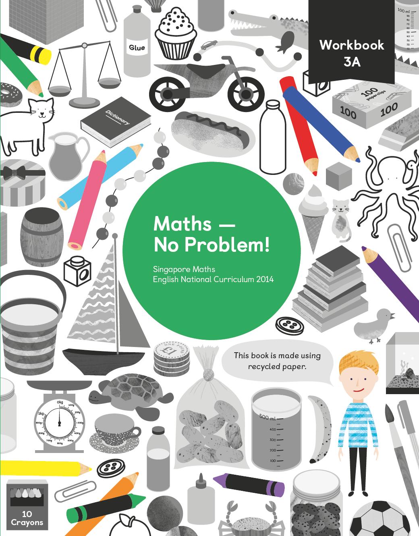 Maths — No Problem Workbook 3A 9781910504055 | maths for josh ...