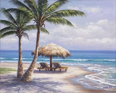 Tropical Shade By Sung Kim