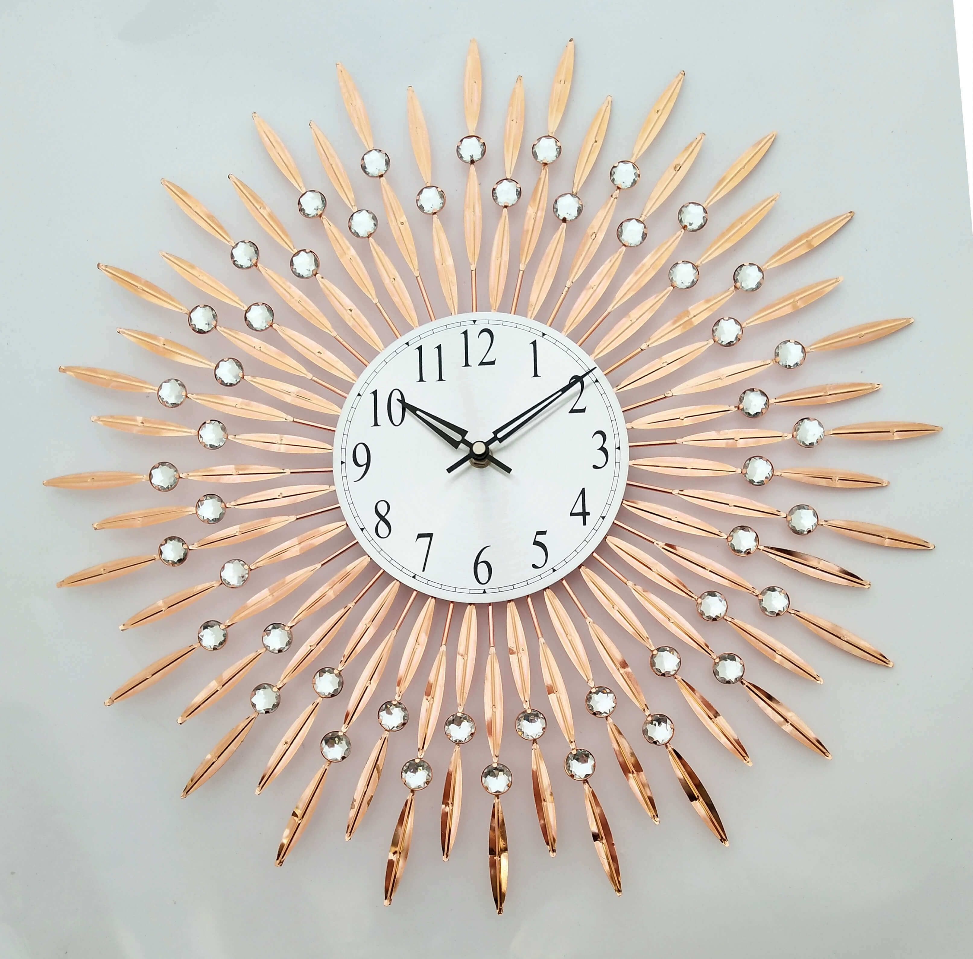 Contemporary And Large Modern Wall Clock Designs Live Enhanced Wall Clock Design Modern Wall Clock Design Wall Clock Modern