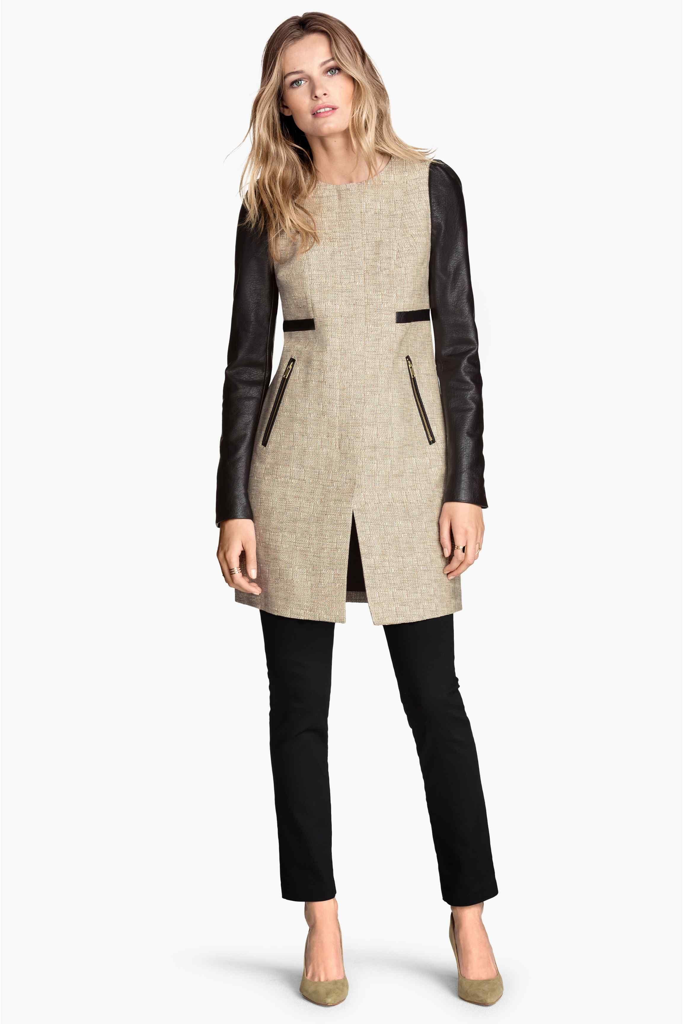 ampia scelta di colori e disegni confrontare il prezzo qualità del marchio 49.99 Cappotto in misto cotone   H&M   Fall Winter Outfit ...