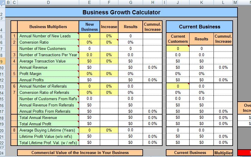 microsoft word and excel 10 business plan templates News to Go 3