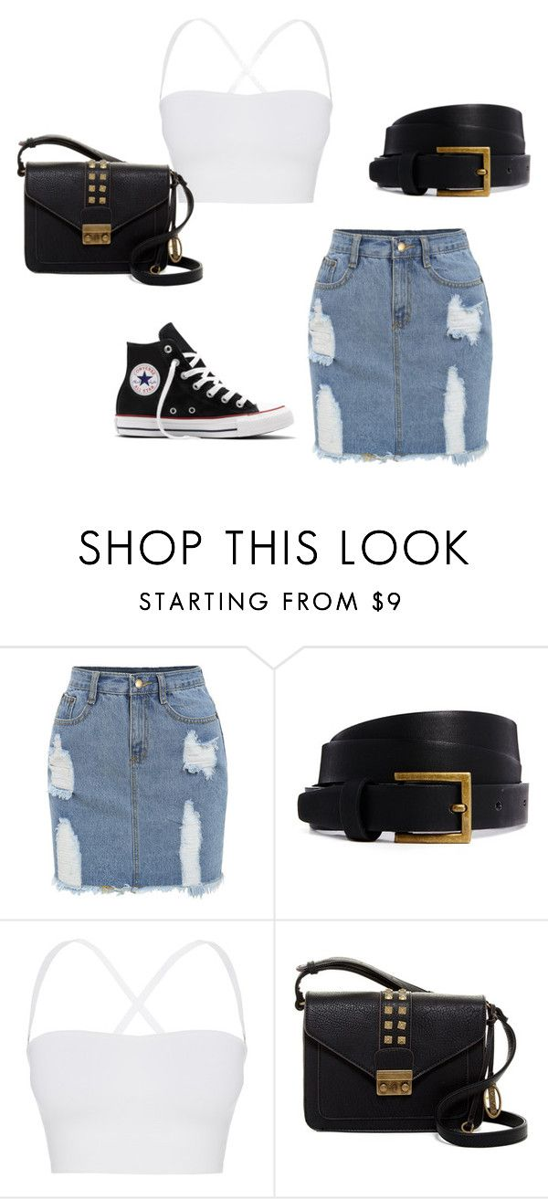 """Dark Summer"" by ori-me on Polyvore featuring мода, ASOS, Theory, Carlos by Carlos Santana и Converse"