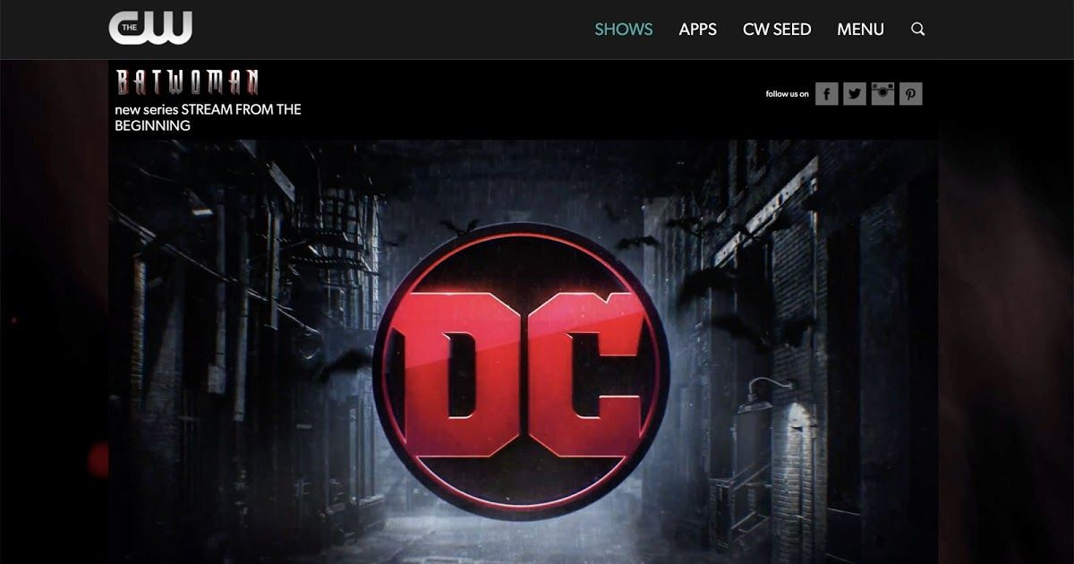 Though you can catch some of the biggest DC universe shows ...