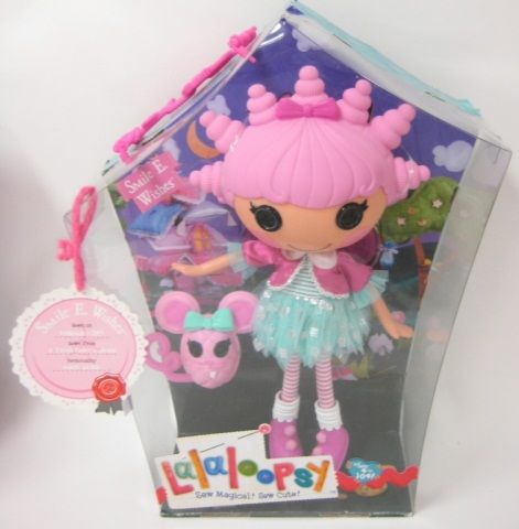 Lalaloopsy Smile E. Wishes