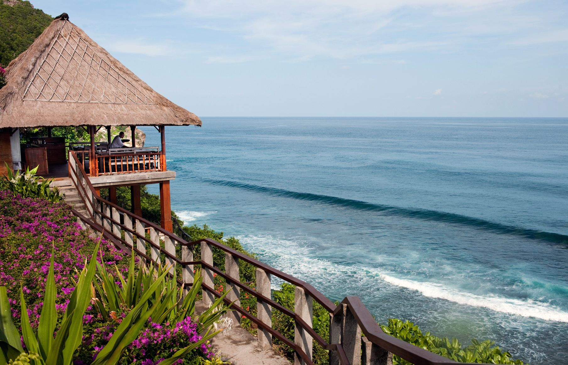Bulgari Resort Bali, Uluwatu, Indonesia. © Bulgari Hotels & Resorts