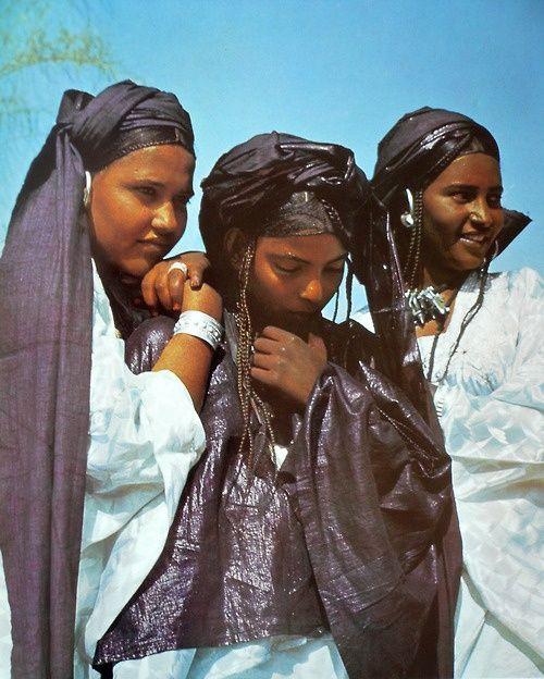 Tuareg from Air Mountain / Niger