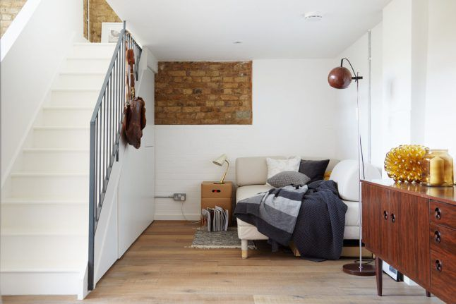 Nice use of  nook also home sweet pinterest loft london rh
