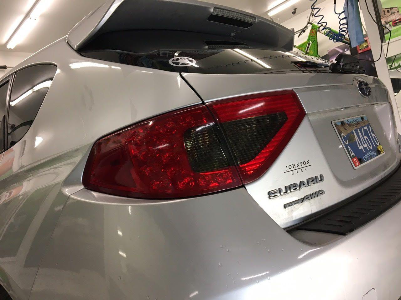 Loving the final look on this Subaru Impreza! We slammed
