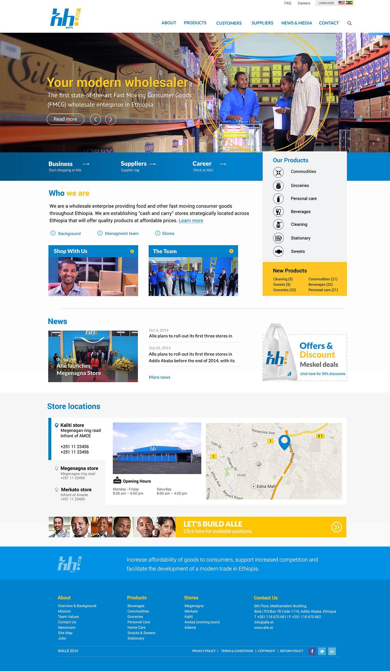 Alle Web Design See Full Project Over Here Website Design Design Web Design