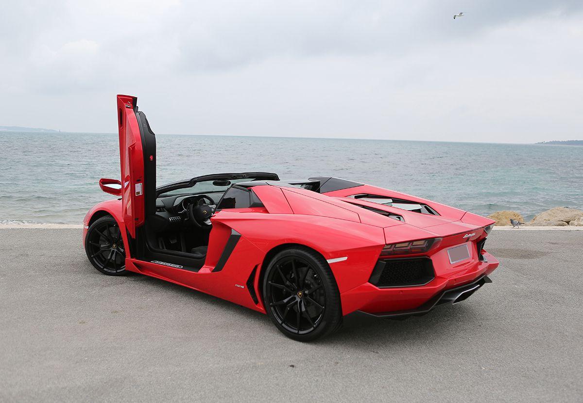 Location Aventador Roadster LP7004 Louer la