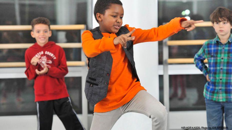 Hiphop 4 kids summer series alvin ailey american dance