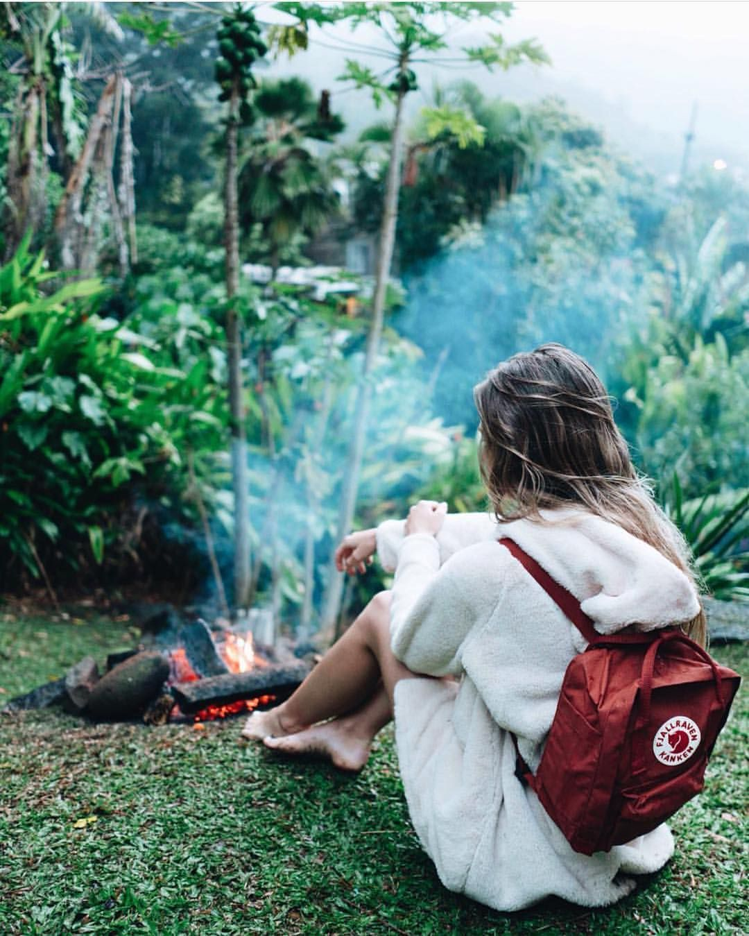 """Fjällräven Official on Instagram  """"Kånken Mini in  hawaii with  kevinophoto     haileypandolfi... Who s ready for some warm weather  adventure this  Spring ! db0265200b"""