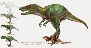 Resultado de imagen para allosaurus atrox dinosaur king