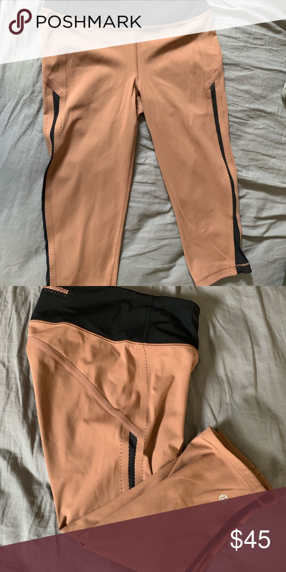 4d0327e1d2 LULULEMON LEGGINGS CROP LULULEMON SIZE 4- Excellent condition, crop  version. lululemon athletica Pants Leggings