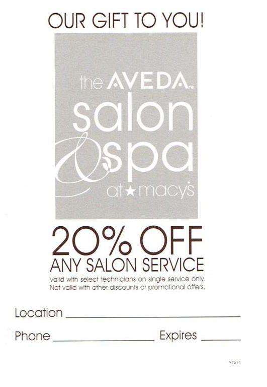20 Off Aveda Salon Spa Galleria Fort Lauerdale Aveda Salon Salon Services Aveda
