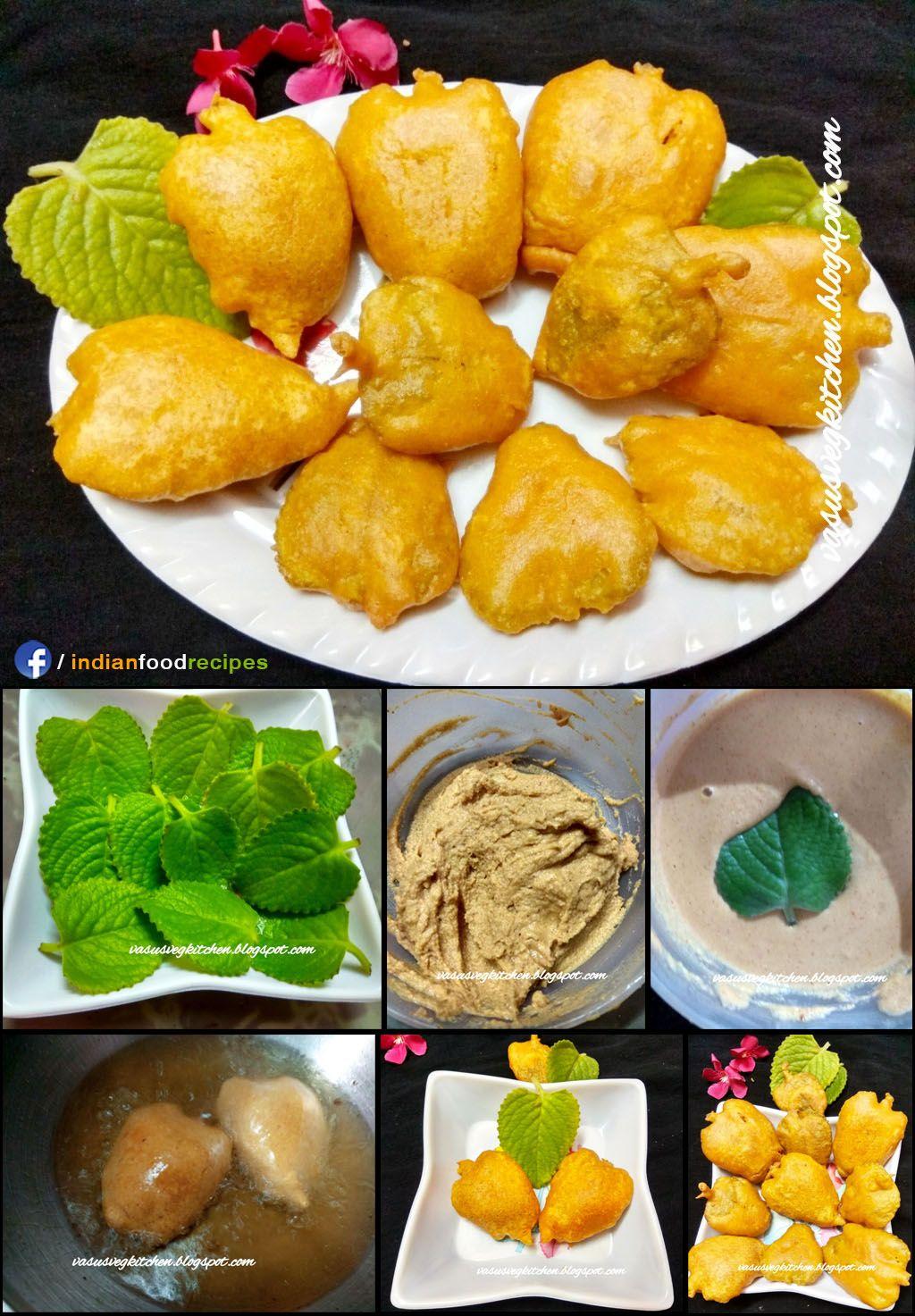 Ajwain Patee Ke Pakode In 10 Minutes Recipe Step By Step Recipes Indian Food Recipes Recipe Steps