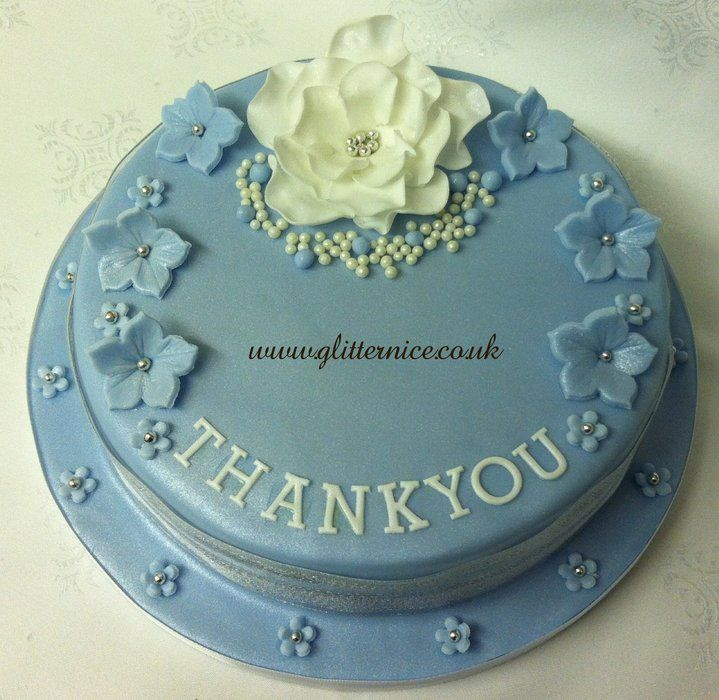 Thank You Cake With Images Thank You Cake Cake Cake Designs
