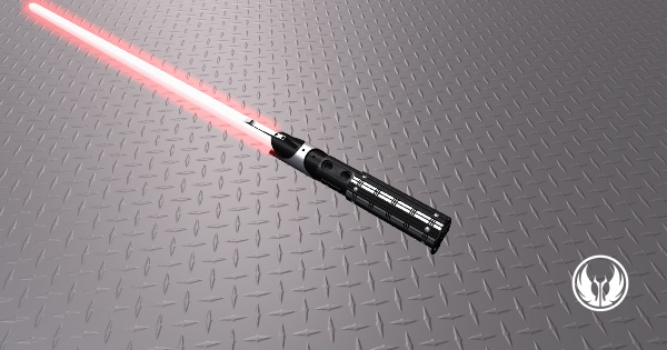 Adaptive Saber Parts Lightsaber I Have Constructed My Saber And The Crystal Is Red Lightsaber Build Your Own Lightsaber Sabre