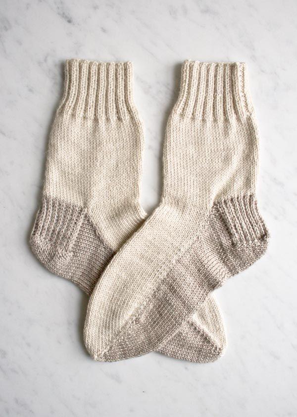 Seamed Socks | Knit Fantasies | Pinterest