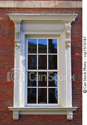 This Is A Beautiful Casement For A Window Ideally All Of My Casements Will Be Identical To Each Other Window Trim Exterior Victorian Windows Windows Exterior
