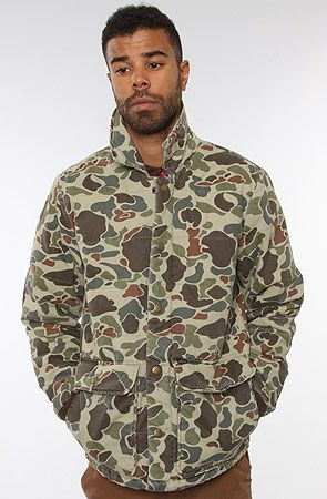 83f9d1ccdf8ff The Hunted Jacket in Bubble Camo | Jackets, Coats, & Vests I Love ...
