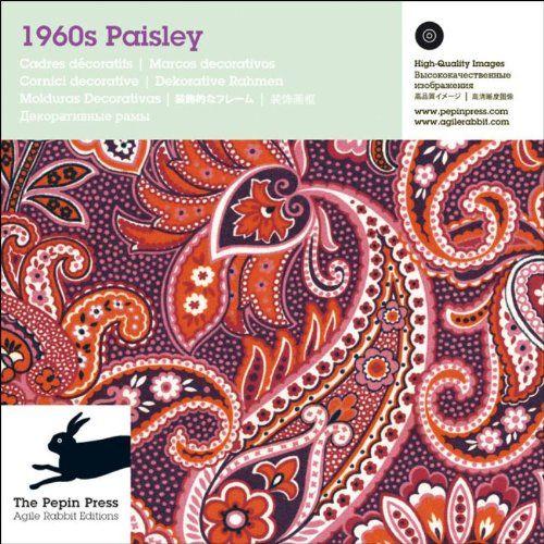 1960s Paisley Prints: Pepin Van Roojen: 9789057681639