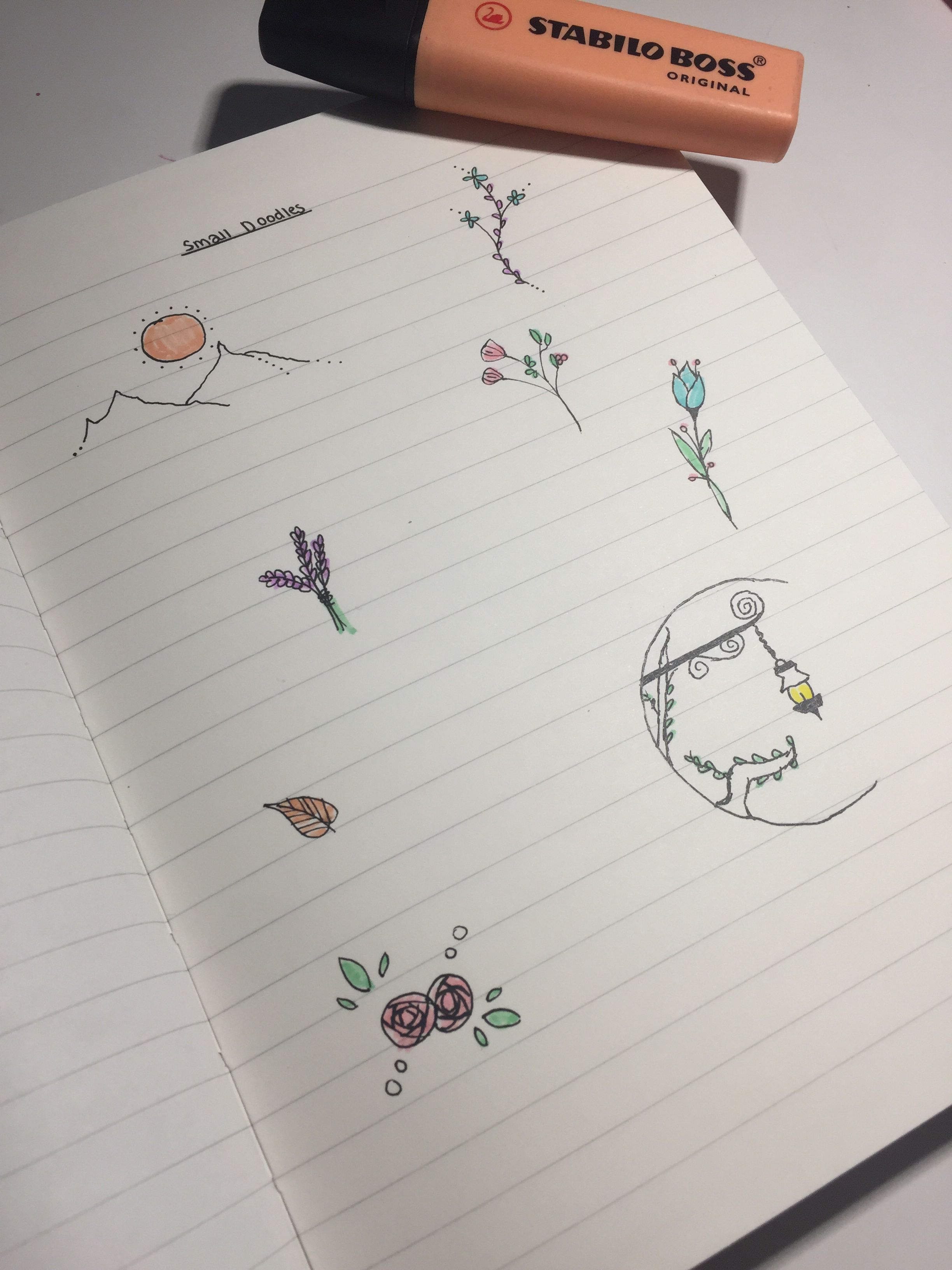 Small Aesthetic Doodles With Images Doodle Art Designs