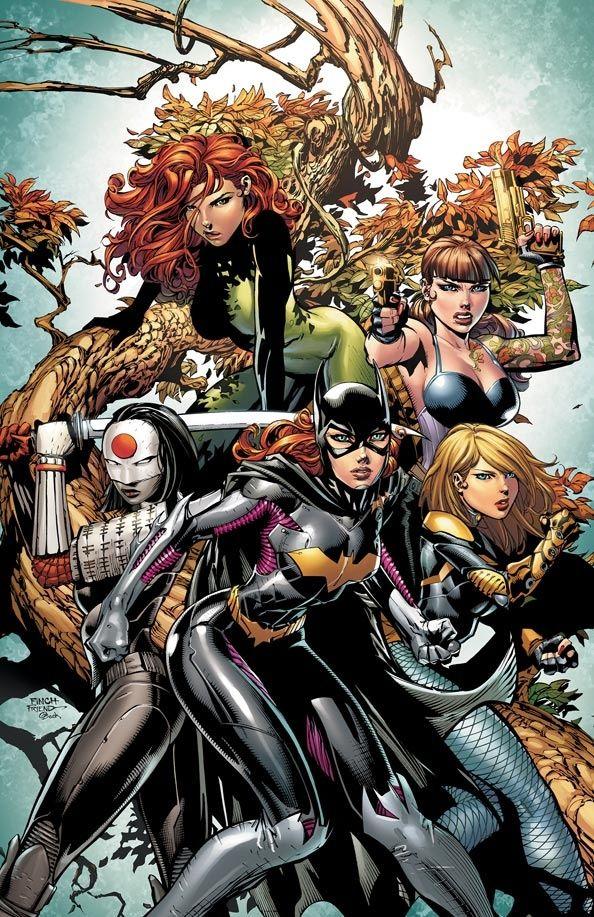 Pin By Al Kennon On Dc Birds Of Prey Bad Girls Unite To Save The World Dc Comics Characters Dc Comics Art Comics