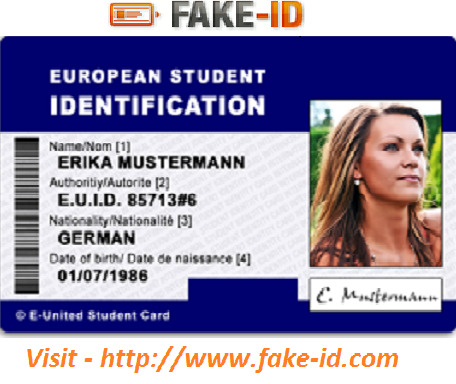 Own Make Your Identification Card
