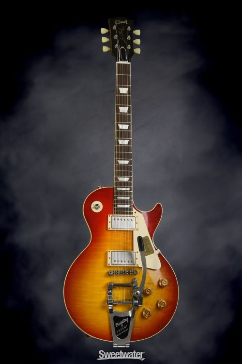 """Gibson Custom '58 Les Paul Standard """"Made To Measure"""" Washed Cherry, Light Aged 