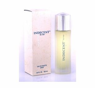 Indecent Cologne by Eternal Love Parfums is a sophisticated masculine fragrance. It is an Oriental scent possessing a luxurious blend of refreshing citrus and lemons with a subtle hint of cedar wood.