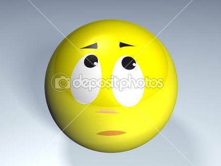 Upset Emoticon Face Stock Image 40082933 Smileys Emoji