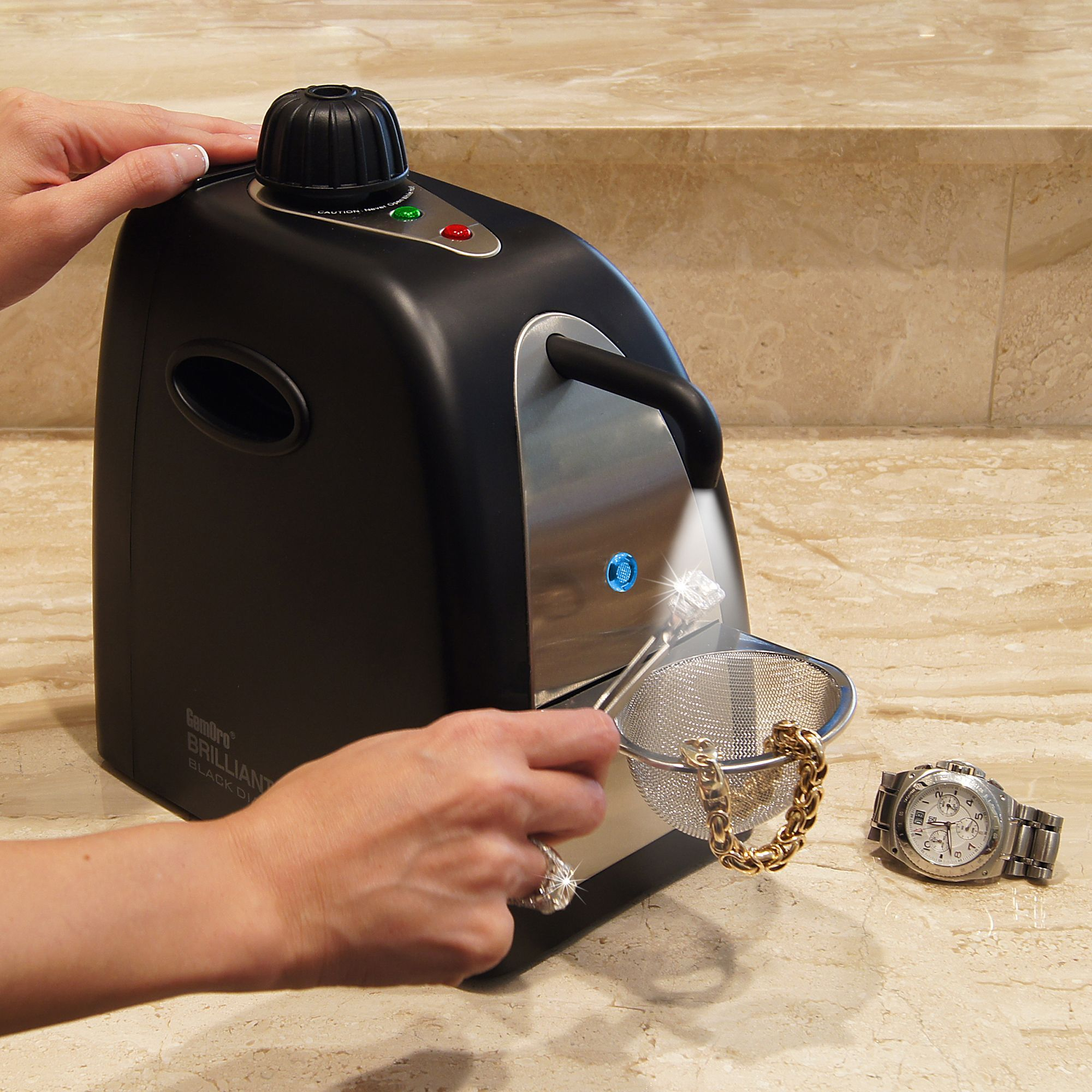Jewelry Steamer   At home jewelry cleaner, Jewelry cleaner ...