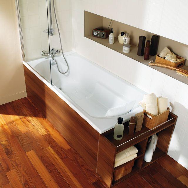 baignoire 180 x 80 cm form oxygen am nagements maison. Black Bedroom Furniture Sets. Home Design Ideas