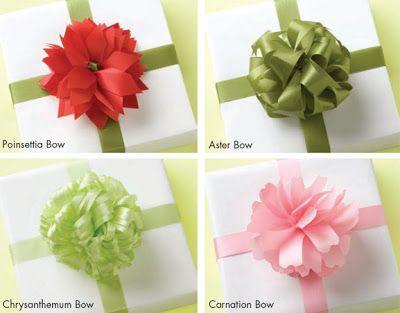 Técnicas Para Hacer Moños De Regalo Diy Gift Bow Gift Bows Gift Wraping