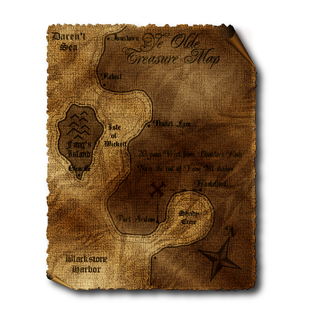 Old Parchment Paper  Tutorials  gimpuserscom