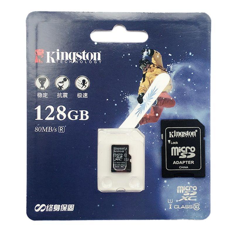 Buy Online Kingston Micro Sd Card Class 10 32gb 64gb Memory