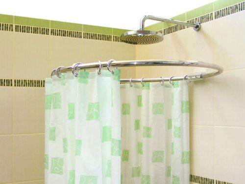 Duschvorhangstange L Form Top Duschvorhang Ohne Bohren Wenko Von Duschvorhangstange Badewanne Duschvorhangstange Badewanne Dusche