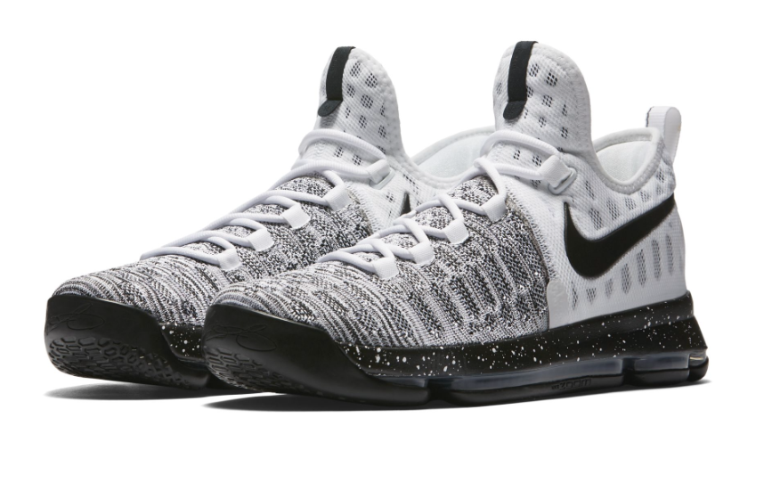 the latest 0d876 693b5 Another Oreo-Inspired Nike KD 9 Is Releasing