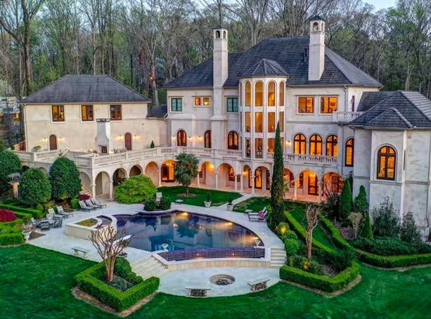 Cardi B And Offset's New Home Is What Dreams Are Made Of
