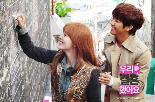 閃光夫婦 Kwanghee & Sunhwa