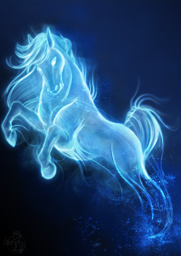 Expecto Patronum II by VaultScout on DeviantArt
