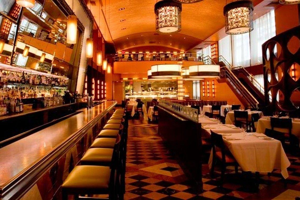 20 Great Restaurants In The Theater District Restaurant