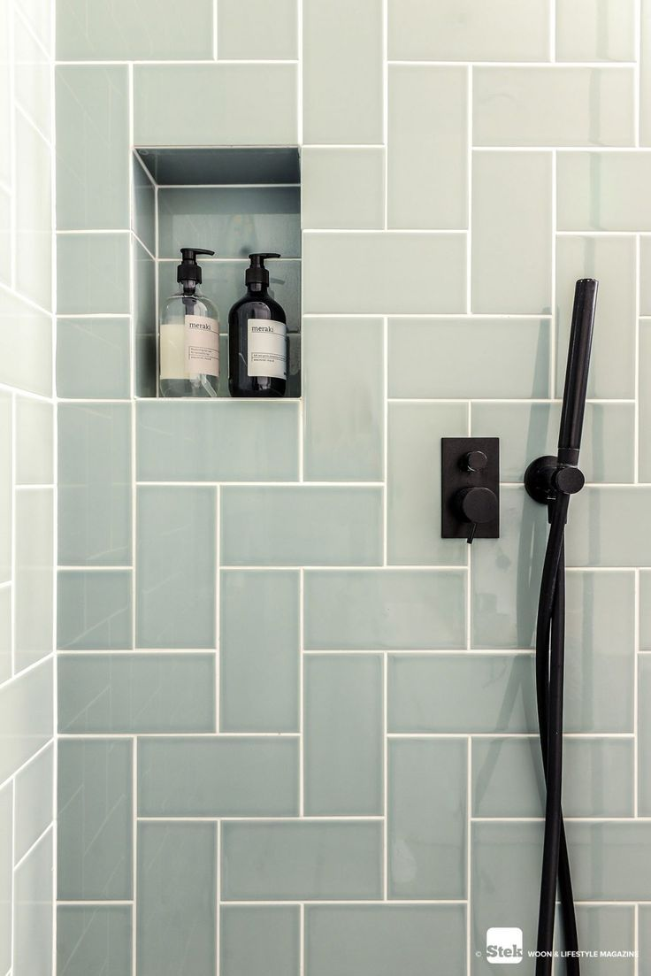 Vintage badkamer, ontworpen door dec.amsterdam #bathroomtiledesigns