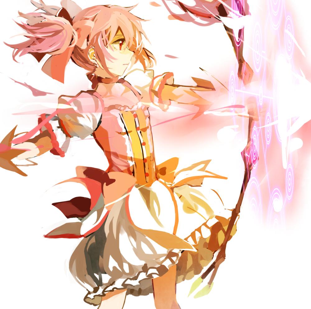 Puella Magi Madoka Magica Madoka Kaname Madoka S So Cute Pixiv Madoka Magica Anime Puella Magi Madoka Magica