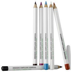 Obsessive Compulsive Cosmetics - Cosmetic Colour Pencil Essentials x 6 Set