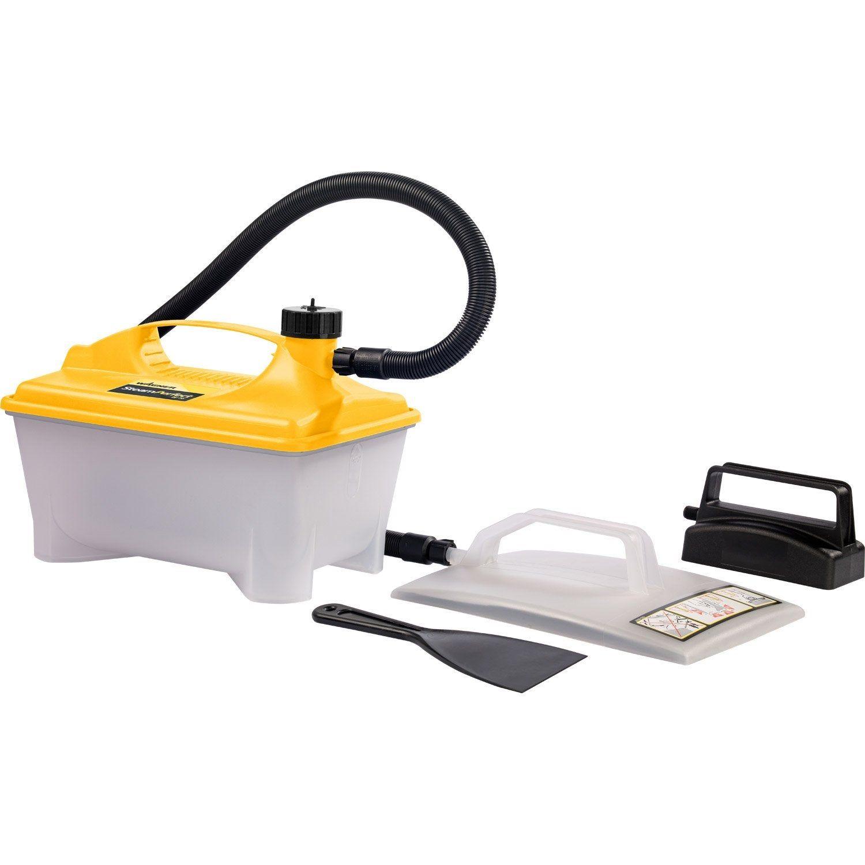 Décoller Papier Peint Produit décolleuse à papier peint électrique à vapeur wagner w 16